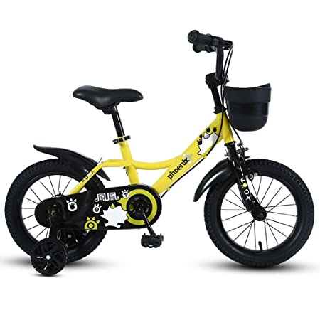 Fenfen Children\'s Bicycle 3-5-7-9 Year Old Boy Cycling 14/16/18 Inch ...