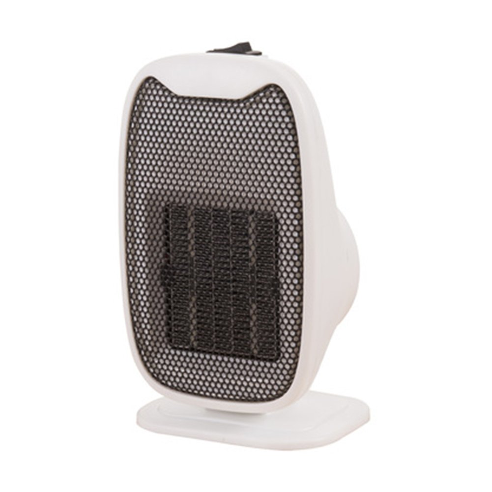 Portable Space Heater - 380W Personal Mini Quick Ceramic Heater with Overheating Protection & Automatic adjustment(Color Random)