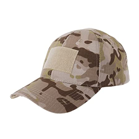 Lamdoo Military Tactical Camo Cap Army Baseball Hat Patch Digital Desert  SWAT CP Caps Desert Camo  Amazon.co.uk  Kitchen   Home f0e980c987e3