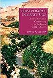 Perseverance in Gratitude, David A. deSilva, 0802841880