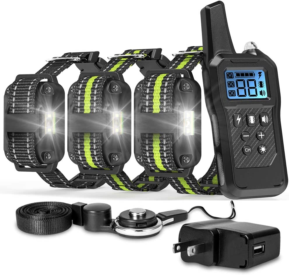 SportDOG Brand SportHunter Family Remote Trainers – Including New X-Series – Waterproof, Rechargeable Dog Training Collars with Shock, Vibrate, and Tone – Up to 1 Mile Range