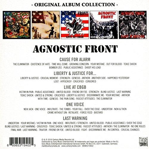 Original Album Collection: Discovering Agnostic