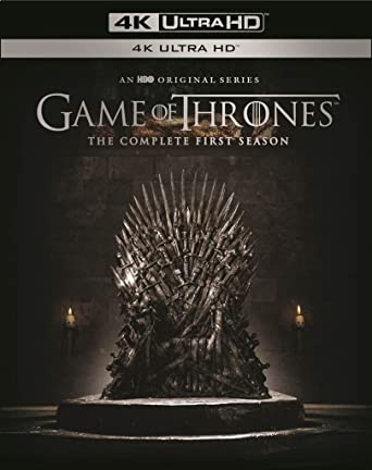 Game of thrones complete series blu ray amazon