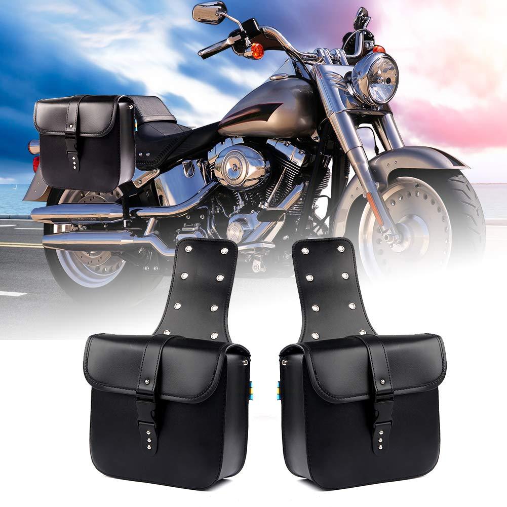 Amazon.com: LEAGUE&CO - Juego de 2 bolsas para sillín de ...
