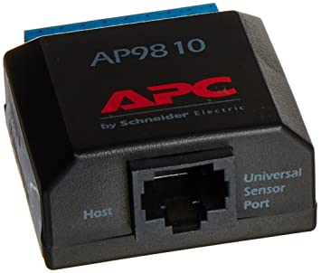 54f9ad13363 APC UPS Network Management Card 2 - AP9631 (with Environmental Monitoring)