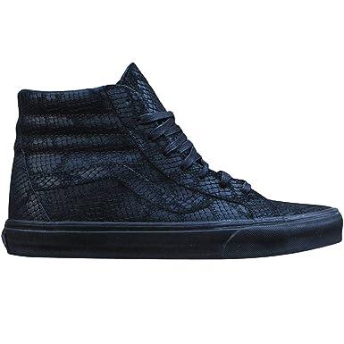 d4bf4e3eb09d Chaussures Vans U Sk8-Hi Reissue Dx - Reptile Black-Noir  Amazon.fr   Vêtements et accessoires