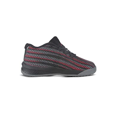 169acc8363e Nike Jordan B. Fly BT Kids Black Red 881447-005 (Size