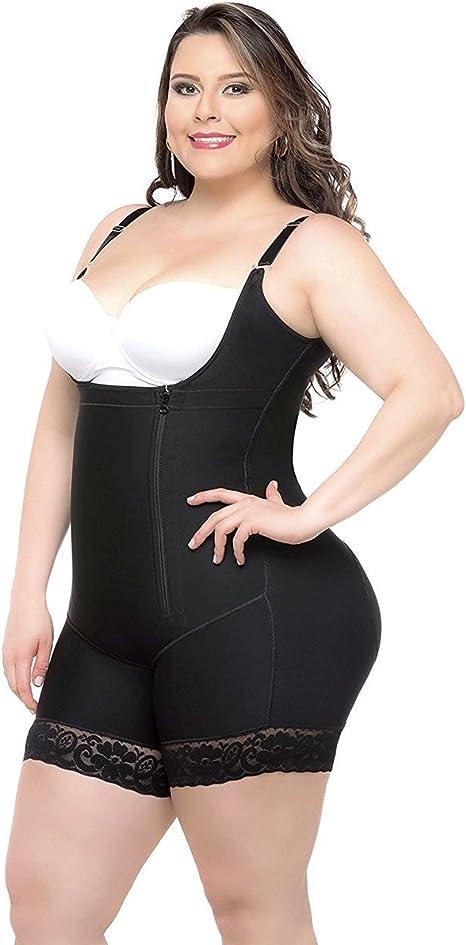 NonEcho LaLaAreal Faja Reductora Moldeadora Cintura Mujer Body Shaper Cors/ésin Costuras para Shaperwear Postparto Tummy