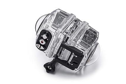 Kodak SP360 4K Dual pro Waterproof housing Camcorder Case, Black  WPH 03  Cases   Bags