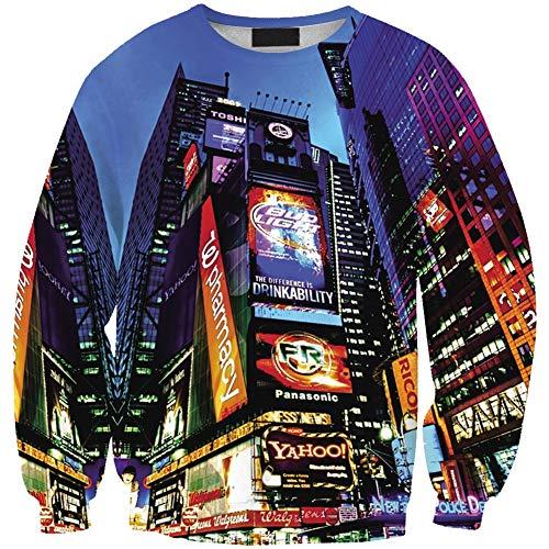 Sweat shirt Multicoloured Abchic 37 Femme 0Hcq8dd