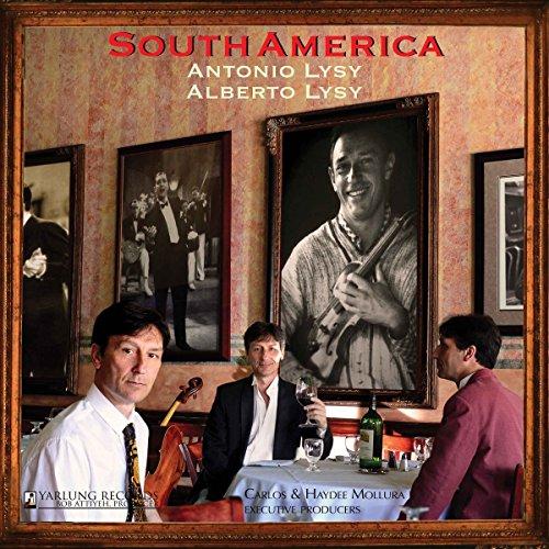 CD : ALBERTO LYSY - ANTONIO LYSY - South America (CD)