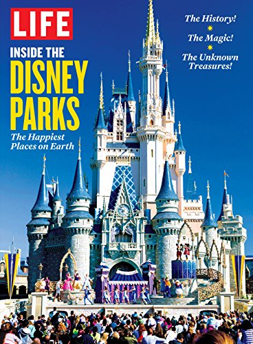 Amazon life inside the disney parks the happiest places on life inside the disney parks the happiest places on earth by the editors of fandeluxe Choice Image