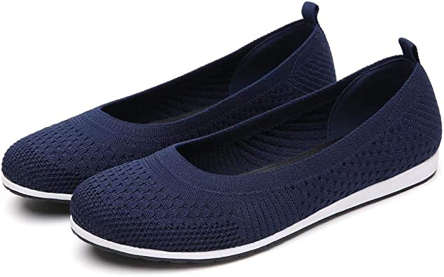Slip on Breathable Walking Loafers