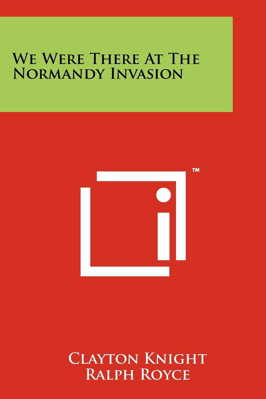 Download We Were There At The Normandy Invasion pdf epub