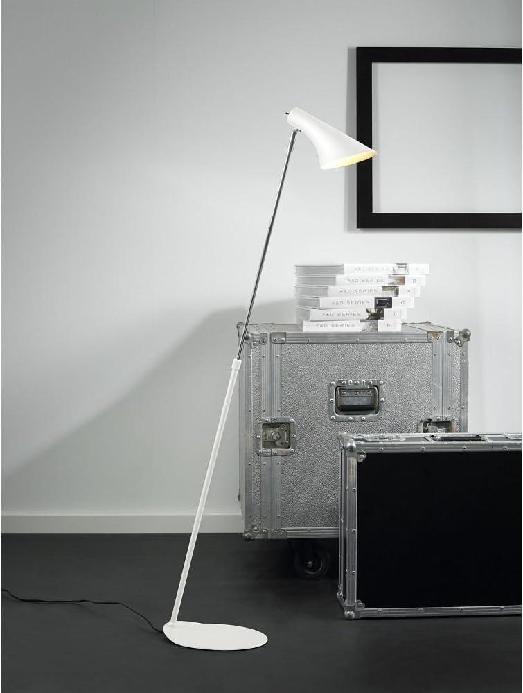 Designer Sol Luminaire Vanila Nordlux Noir e14 lampadaire liseuse max.40w