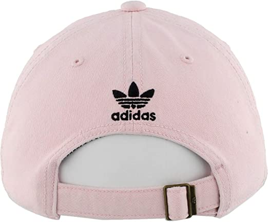 adidas Originals de la Mujer Relaxed Fit Cap, Mujer, Clear Pink ...