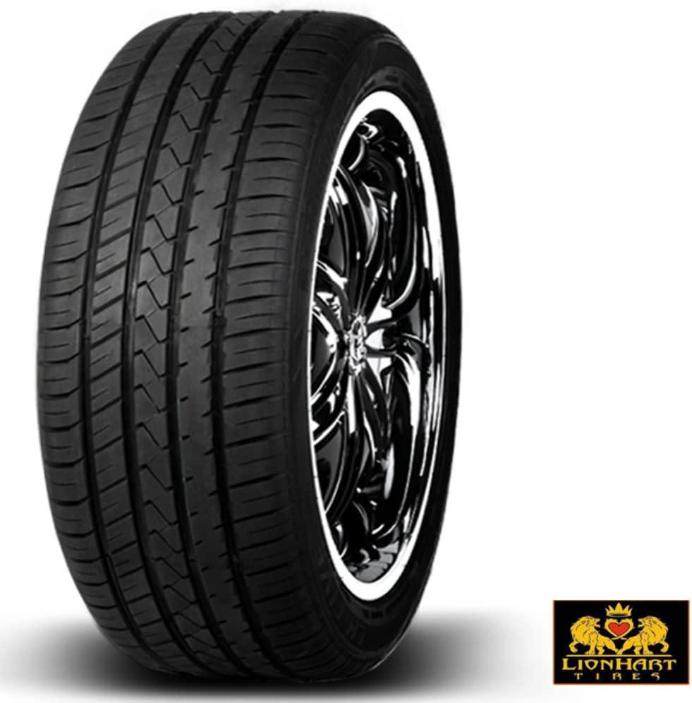 Lionhart LH-FIVE All Season Radial Tire-305//35R22 110W