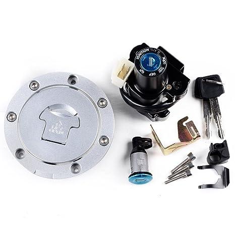 Amazoncom Fit Honda Cbr1000rr Cbr600rr Ignition Switch Seat Lock