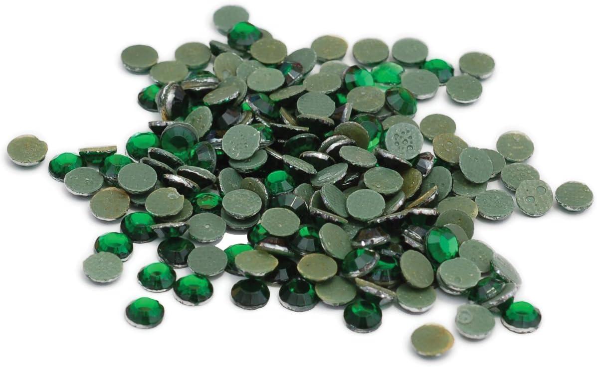 Silhouette 16SS Rhinestones Emerald