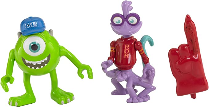 Imaginext Disney Pixar Monsters University Mike & Randy