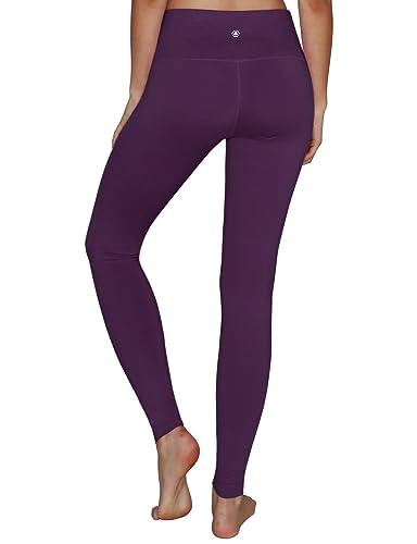 Reflex Women's Tummy Control Sports Running Yoga Workout Leggings Pants Hidden Pocket
