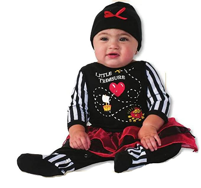 481d8700ce3e Amazon.com  In Fashion Kids Baby-Girl s 1st Halloween Little ...