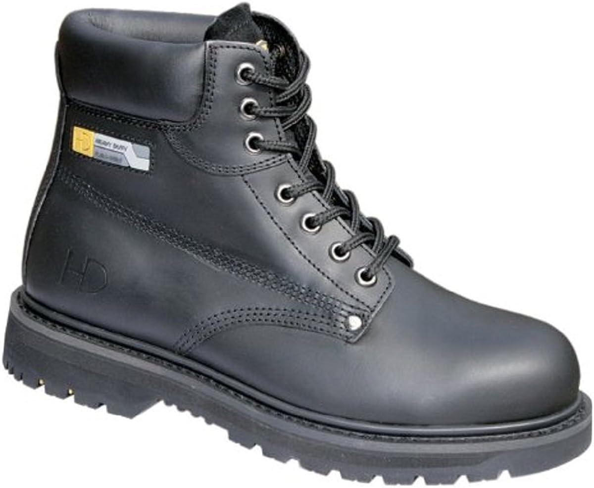 Heavy Duty Men's 22P Steel Toe Boots
