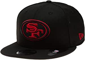 New Era ERA – Gorra de San Francisco 49ers – NFL Tapa in One Size ...