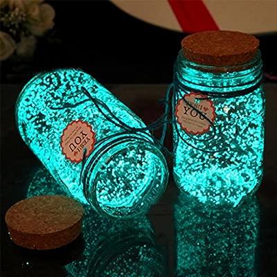 Amazon.com: otgo 1Bag 10 G Glow luminoso arena Noctilucente ...