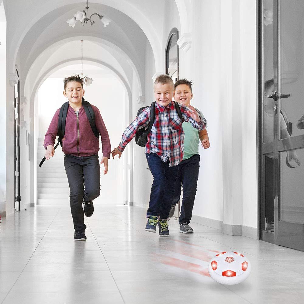 Ottima Idea Regalo Pallone da Calcio a LED per Bambini Dreamingbox