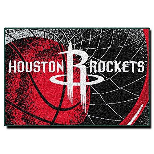 Houston Rockets Large Doormat Dorm Rug