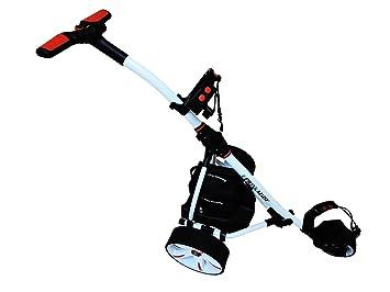 ProKaddy Carro Eléctrico de Golf con bateria DE 33 amp para 36 Hoyos: Amazon.es: Deportes y aire libre