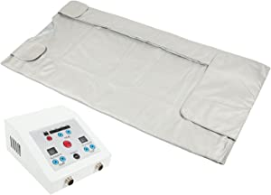 Gizmo Supply Digital Sauna Blanket with 2 Zone Controller