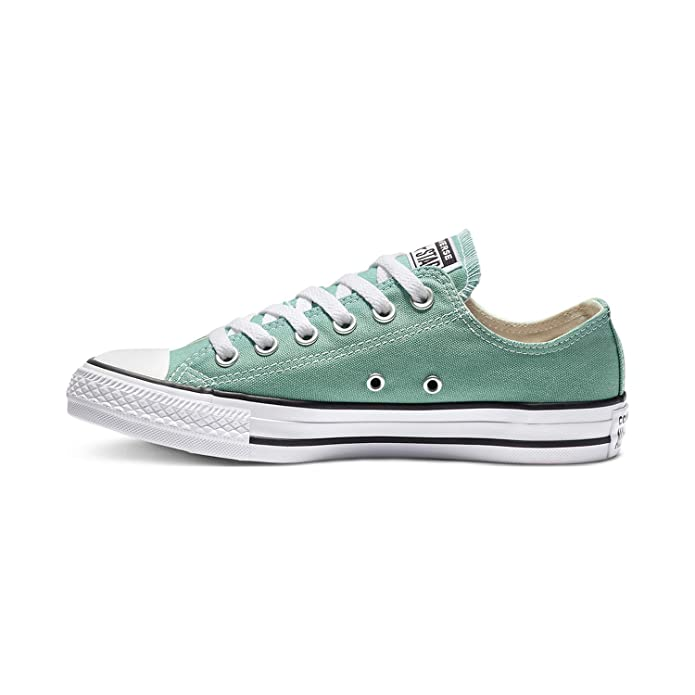 Converse Chucks All Star Chuck Talyor Low Top Erwachsene Damen Herren grün