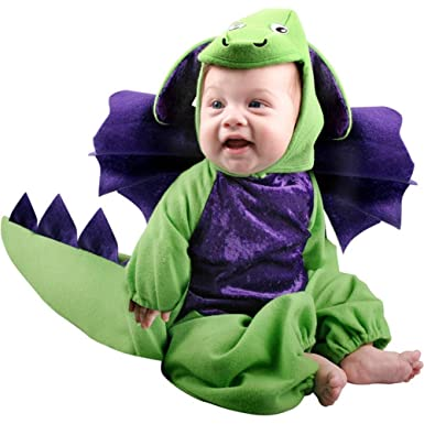 Amazon.com: Infant Fairytale Dragon Baby Halloween Costume (6-18 ...