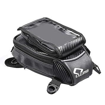 d11e657eff Bolsa de Tanque de Motocicleta Bolso Magnético Moto del Tanque Depósito  para Motocicletas Impermeable Asiento de Viaje Caja de Deporte al Aire  Libre Bolsa ...