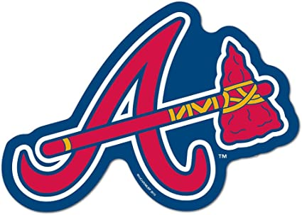 Wincraft MLB Atlanta Braves Logo on the GoGo, Sports Collectibles ...