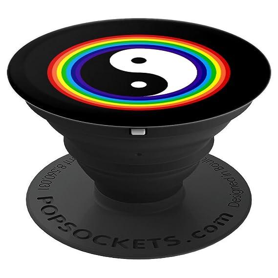 Amazon Yin And Yang Rainbow Chinese Lucky Charm Tai Chi Cute