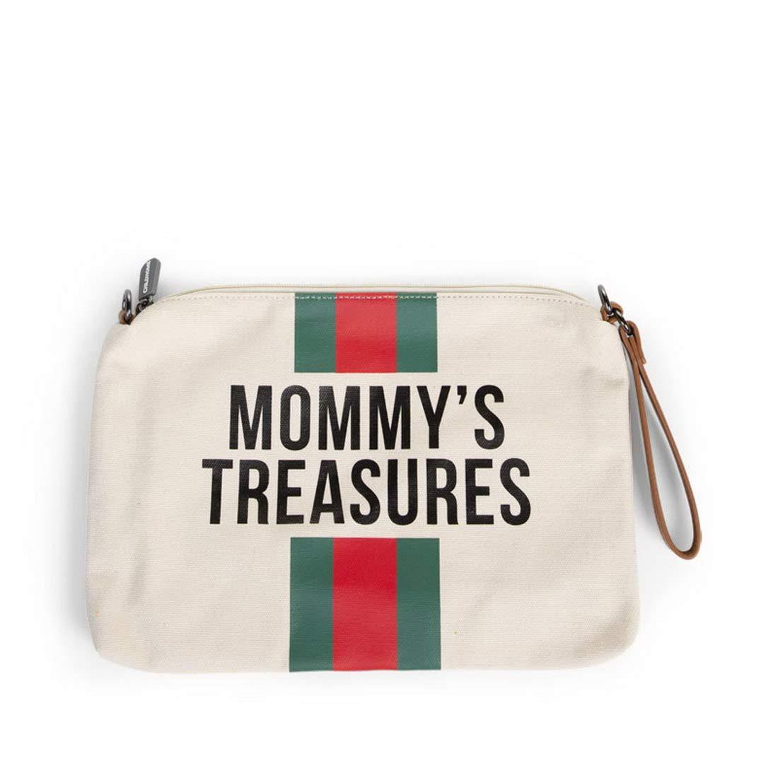 Erdbeerwoody – Borsa fasciatoio per Bambini con Mommy, 23 x 33 x 3 cm, Mommys Clutch, Perfetta per Il Benessere Quotidiano del Neonato, Molti Colorei