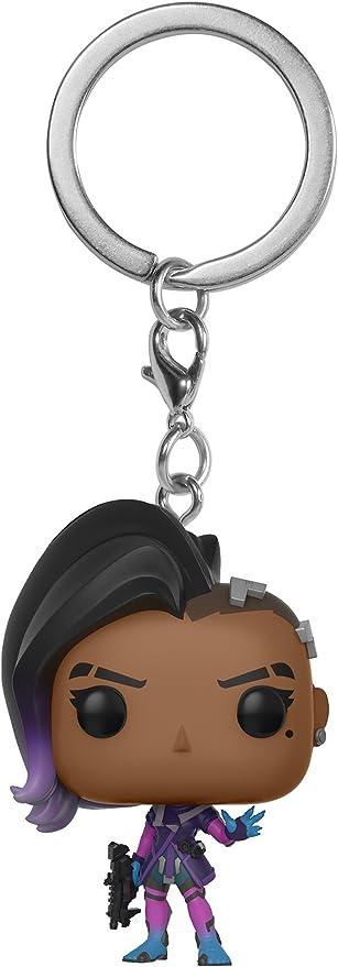 Funko Pocket POP Overwatch Sombra Keychain