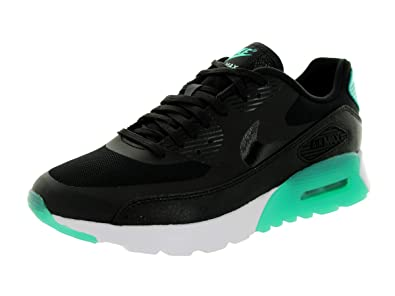 Nike Women's Air Max 90 Ultra Essential Black/Black/Lt Retro/Artsn Tl