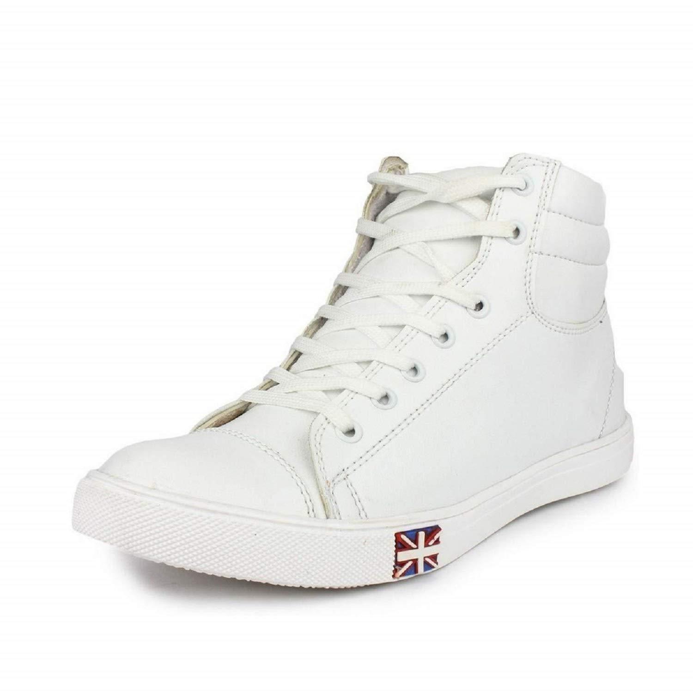 Deekada Mens White Ankle Length