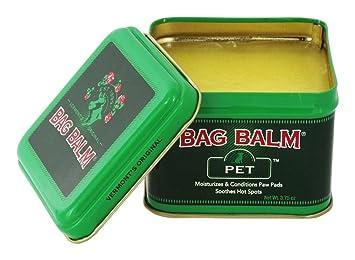Bag balm for dogs
