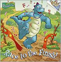 Race to the Finish (Random House Pictureback): Amazon.es ...