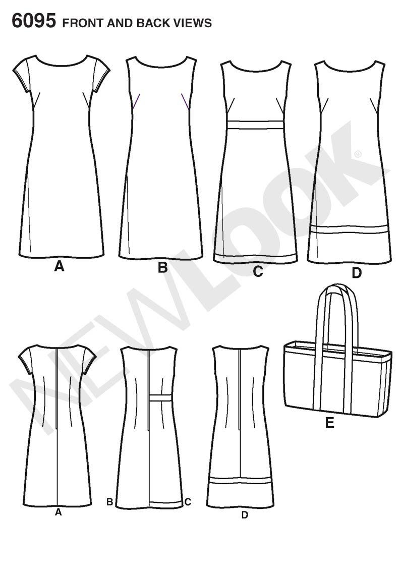 Patterns For Dresses Custom Inspiration Design