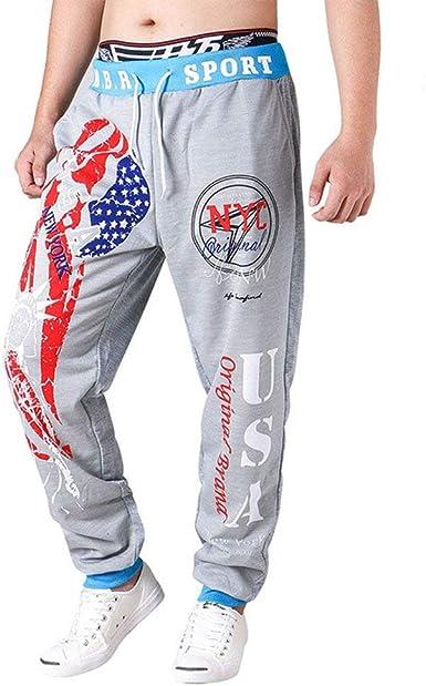 Pantalones Deportivos para Hombre, Chándal de Hombres Moda ...
