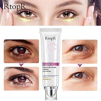 Amazon.com: Natural Mango Anti Winkles Crema de ojos Cuidado ...