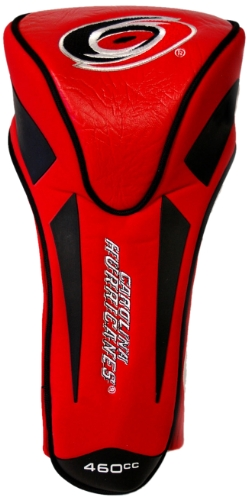 Team Golf NHL Carolina Hurricanes Golf Club Single Apex Driver Headcover, Fits All Oversized Clubs, Truly Sleek Design