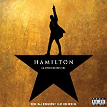 Hamilton (Original Broadway Cast Recording) (Explicit) (2CD)