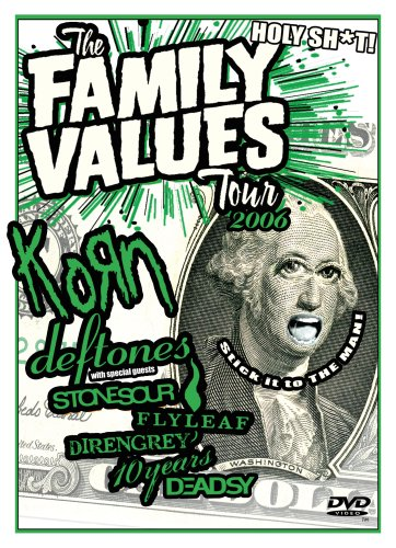 The Family Values Tour, 2006